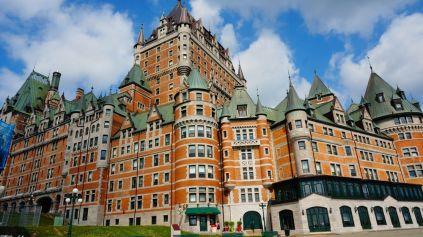 Chateau Frontenac (hôtel de luxe)
