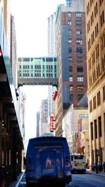 """Le """"pont des soupirs"""" version NYC"""