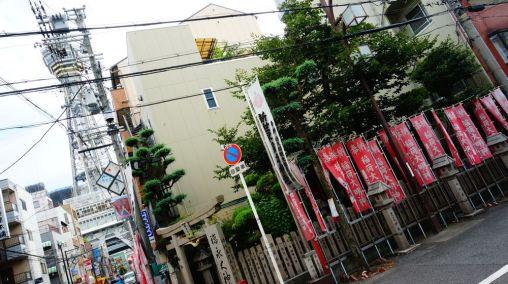 Un petit temple au coin de chaque rue (ou presque)