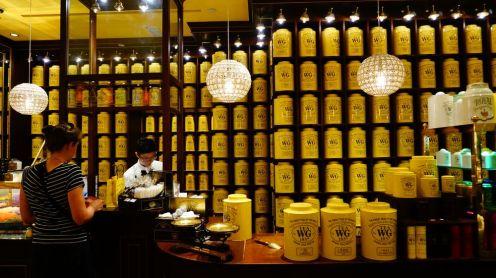 Tea WG pour ceux qui aiment ça...