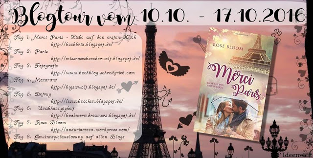 "Blogtour ""Merci Paris"" – Fotografie"