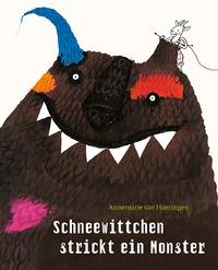 Schneewittchen strickt ein Monster – Annemarie van Haeringen