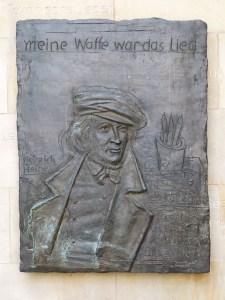Heine wurde stark zensiert (Foto: falco / pixabay.de)