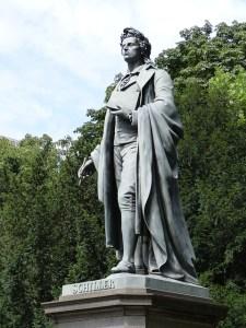 Wichtiger Klassizist: Friedrich Schiller (Foto: falco / pixabay.de)