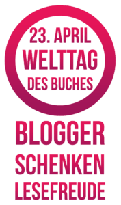 Get the party started: Welttag des Buches