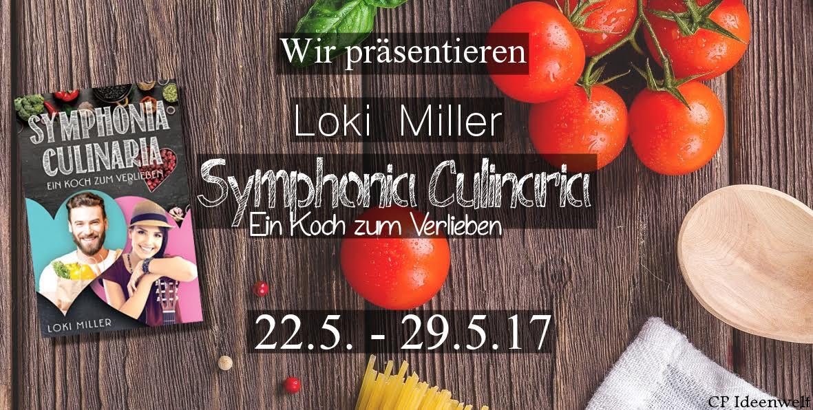 Traum, Ziel, Wanderschaft in Loki Millers Symphonia Culinaria
