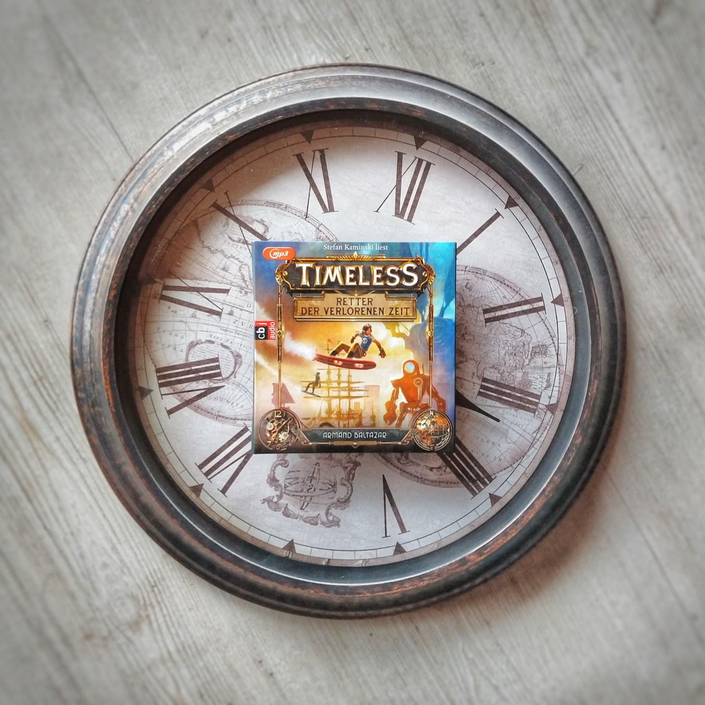 Timeless. Retter der verlorenen Zeit – Armand Baltazar