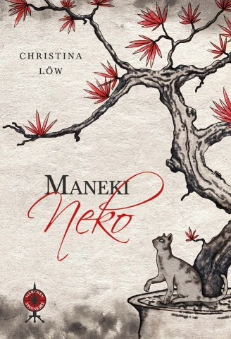 Das Cover ist mit dem des Katers unterm Korallenbaqum identisch, bis auf den Titel. Eine Katze sitzt unter einem Baum, der Stil ist wie bei altem, chinesischen Papier