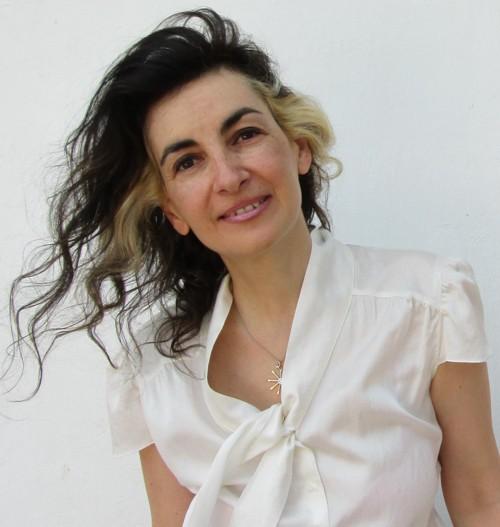 Autorin Tatin Giannaro