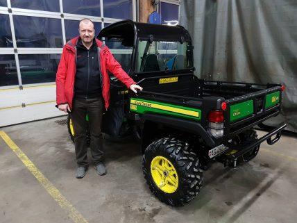223 Bucher_Agrotechnik Gator XUV 855M
