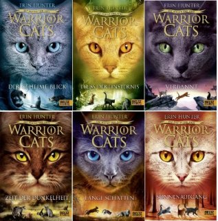 warrior cats staffel 3