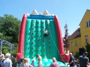 Kletterwand von ShowEventService.de