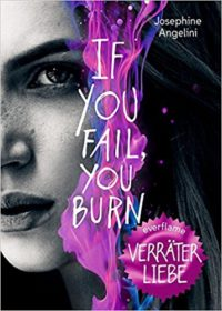 Everflame - Verräterliebe Book Cover