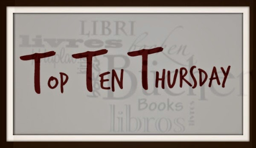 Top Ten Thursday - Titel mit D