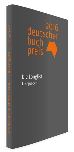 'longlist' 2016