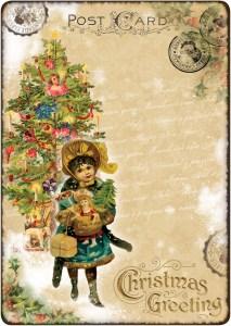 Retro Weihnacht