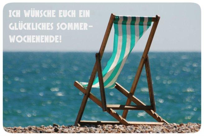 Sommer-Wochenende 15.08.2015