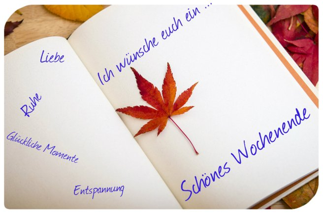 schönes WE 26.09.2015