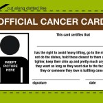 Thursday Thirteen – Thirteen Good Things About Having Cancer