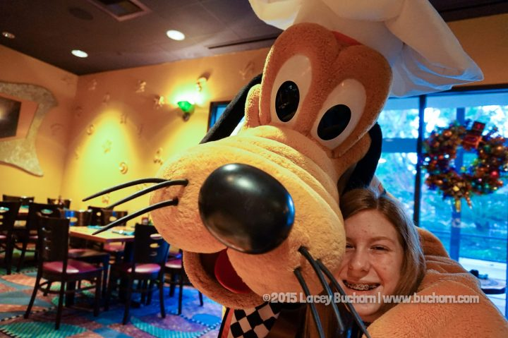 Goofy's Kitchen Breakfast