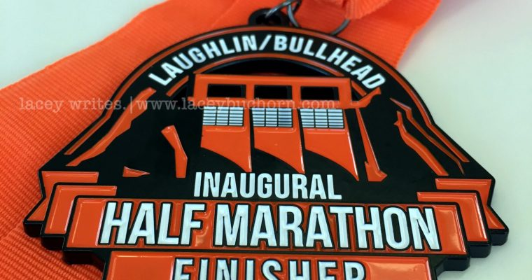 Race Report | Laughlin/Bullhead City Half Marathon | 12.05.16