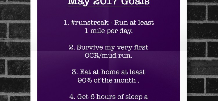 May 2017 | Fitness Goals