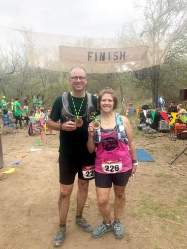 Lucky Trail 15K