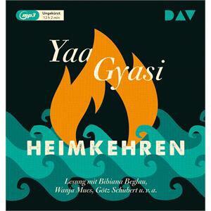 Yak Gyasi - Heimkehren - Hörbuch