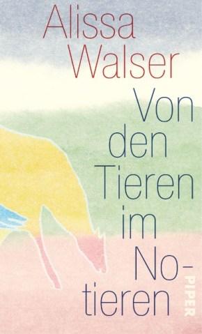 Alissa Walser - Cover
