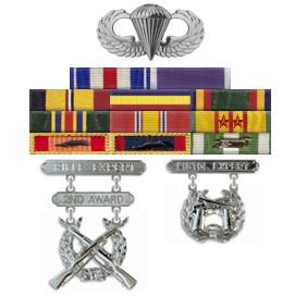 Biber medals