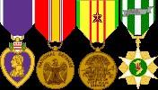 Rose medals