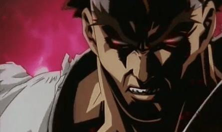 Ryu und das dunkle Hadou