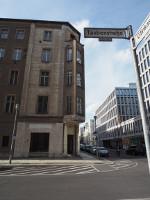 Ecke Tauben-/ Glinkastraße