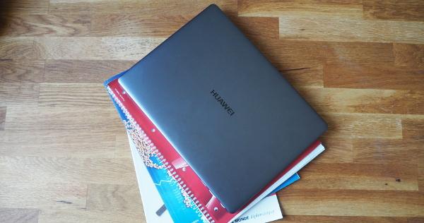 Test des Huawei Matebook X für Cyberbloc