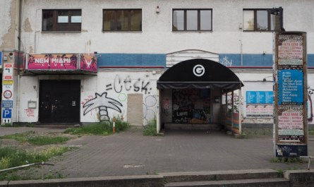 NEW MIAMI CLUB, 10963 Kreuzberg