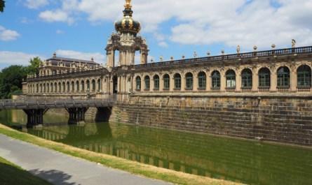 Zwei Belichtungen - Zwinger, 01067 Dresden