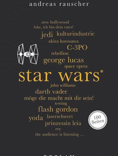 Sachbuchrezension: Nur ein wenig mehr über Star Wars