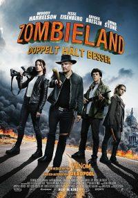 Filmplakat: Zombieland – Doppelt hält besser