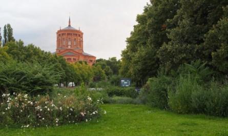 Kreuzberg so friedlich