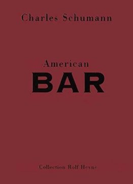American Bar. The Artistry of Mixing Drinks - 1