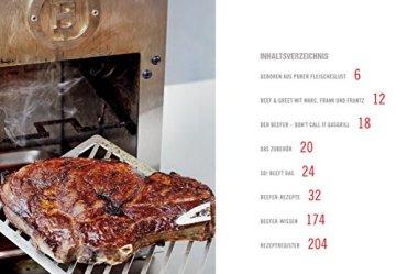 Der Beefer: 800 Grad – Perfektion für Steaks & Co. - 3