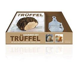 Gourmet-Set Trüffel- Hanbuch mit Trüffelhobel (Edition Fackelträger Buchgeschenkboxen) - 1