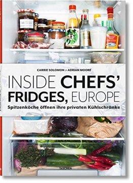 Inside Chefs' Fridges, Europe: 40 europäische Spitzenköche öffnen ihre privaten Kühlschränke - 1