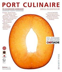 PORT CULINAIRE THIRTY-FIVE: Sicherer Hafen für Gourmets (Ausgabe Nr. 35) - 1