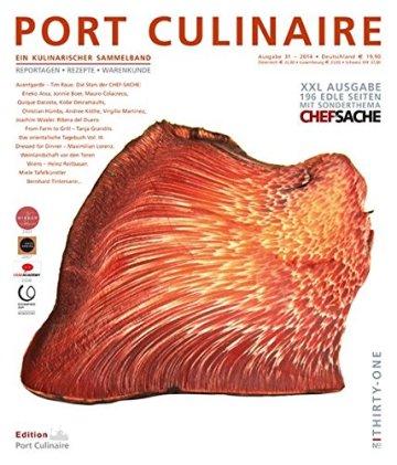 PORT CULINAIRE THIRTY-ONE: Sicherer Hafen für Gourmets (Ausgabe Nr. 31) - 1