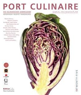 PORT CULINAIRE TWENTY-FIVE: Ein kulinarischer Sammelband No 25 - 1