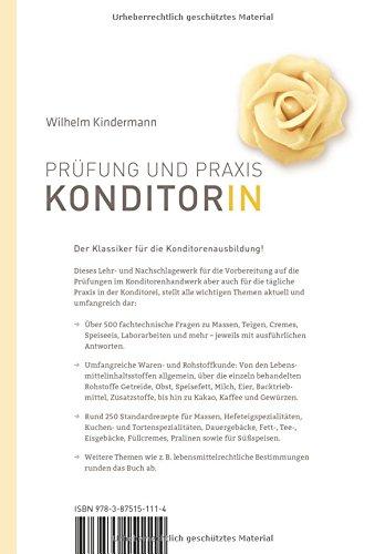 Prüfung und Praxis Konditor/in - 2