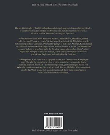 Querbeet: Das Kochbuch - 2
