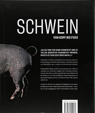 SCHWEIN: von Kopf bis Fuß: Das Kochbuch - 2