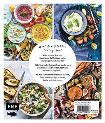 Smörgås – Gemeinsam gemütlich genießen: 100 Rezepte für opulente Buffets - 2